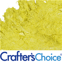 Yellow Pet Canary Mica Powder