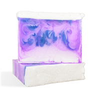 Blackberry Magnolia Swirl MP Soap Loaf Kit