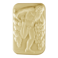 Bacchus Soap Mold (Special Order)
