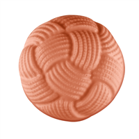 Braided Yarn Round Soap Mold (MW 311)