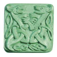 Celtic Dragons Soap Mold (MW 327)