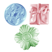 Christmas 1 Assortment Soap Mold (Special Order)