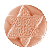 Celtic Star Guest Soap Mold (Special Order)