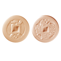 Chinese Coins Guest Soap Mold (Special Order)
