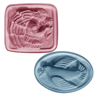 Christmas Wings Guest Soap Mold (Special Order)