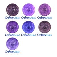 Purple Mica Powder Sample Set