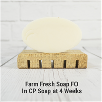 Farm Fresh Soap FO in CP Soap