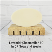 Lavender Chamomile* Fragrance Oil in CP Soap