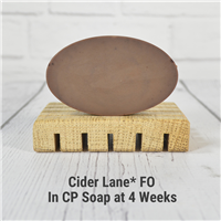 Cider Lane* Fragrance Oil in CP Soap