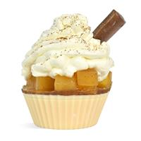 Apple Cinnamon MP Soap Cupcakes Kit