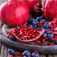 Pomegranate Berry - Sweetened Flavor Oil 888
