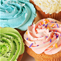Cupcake Frosting - Sweetened Flavor Oil 883