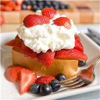 Strawberry Shortcake - Sweetened Flavor Oil 890