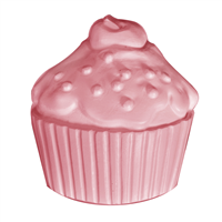 Cupcake Soap Mold (MW 460)