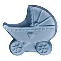 Baby Carriage Soap Mold (MW 462)