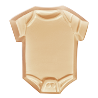 Baby Onesie T-Shirt Soap Mold (MW 464)