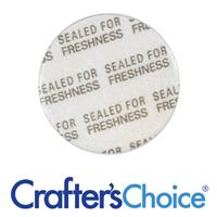 Press & Seal Aluminum Liner - 28 mm