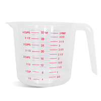 Measuring Cup - 4 Cup, Polypropylene