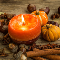 Pumpkin Oud Fragrance Oil 863