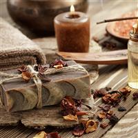 Mahogany & Amber Fragrance Oil 991