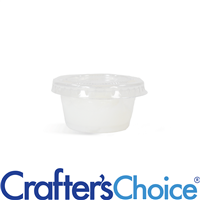 Clear Deli Cup with Lid - Small