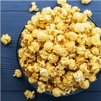 Buttered Popcorn - Sweetened Flavor Oil 1000