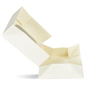 """White Window Box 1.5"""" x 4.5"""" x 4.5"""", 3 Pack"""