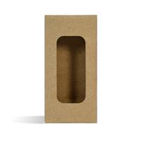 Lip Tube Box (Holds 2 Tubes) - KRAFT COLOR