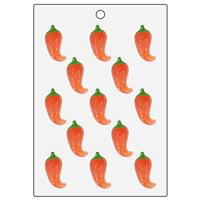Chili Pepper Mini Mold (LOP 03)