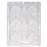 Baby Feet Small Round Mold (LOP 14)