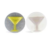 Martini Small Round Mold (LOP 15)