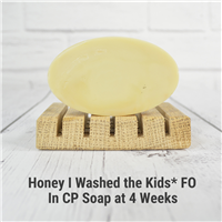 Fragrance in Cold Process Soap