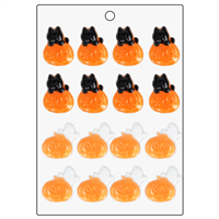 Pumpkin Assorted Mini Mold (LOP 34)