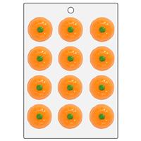 Pumpkin Top Mini Mold (LOP 36)