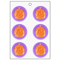 Pumpkin Small Round Mold (LOP 37)