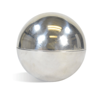 "Bath Bomb Ball Mold - 3"" Metal Mold"