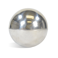 "Bath Bomb Ball Mold - 2.5"" Metal Mold"