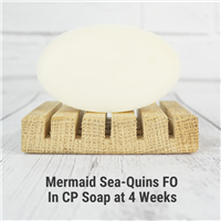 Mermaid Sea Quins FO in CP Soap