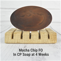 Mocha Chip in CP Soap