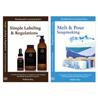 MP Soap Book + Labeling Book (2 Book Set)
