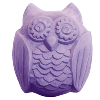 Woodland Owl Soap Mold (MW 580)