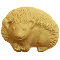 Woodland Hedgehog Soap Mold (MW 581)