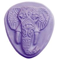 Henna Elephant Soap Mold (MW 586)