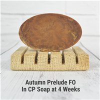Autumn Prelude FO in CP Soap