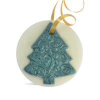 Scented Evergreen Ornament Kit
