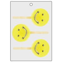 Smiley Bubble Stick Mold (LOP 50)