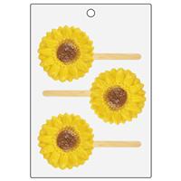 Sunflower Bubble Stick Mold (LOP 68)