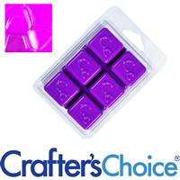 Neon House Party Purple Soap Color Block