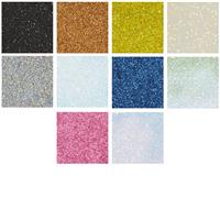 Eco Friendly Glitter Sample Set