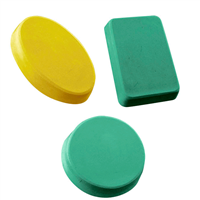 Basic Shapes Plastic Soap Mold Collection